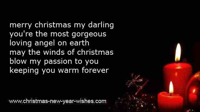 christmas romantic love greetings