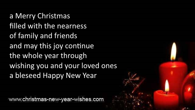 merry xmas happy new year wishes quotes